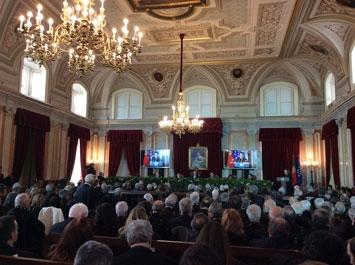 Sessão Solene de Abertura do Ano Judicial 2019